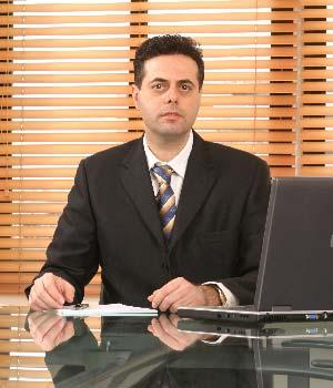Pantelis Ftellehas General Manager